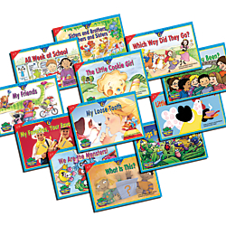 Creative Teaching Press(R) Sight Word Readers 1-2 Variety Pack, Pack Of 12