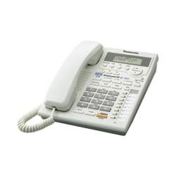 Panasonic KX-TS3282W 2-Line Phone, White