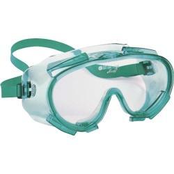Jackson Safety V80 Monogoggle 211 Safety Goggles, Green