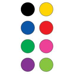 Teacher Created Resources Mini Stickers, 3/8in., Colorful Circles, Pre-K - Grade 12, Pack Of 528