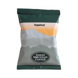 Green Mountain Coffee Hazelnut Coffee Fraction Packs