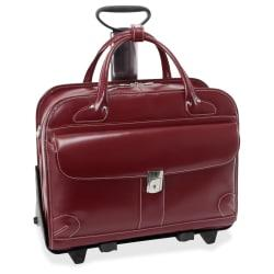 McKleinUSA Lakewood W Series 96616 Detachable-Wheeled Ladies' Briefcase