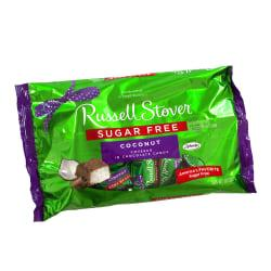 Russell Stover Sugar-Free Coconut Chocolates, 10 Oz, Pack Of 2