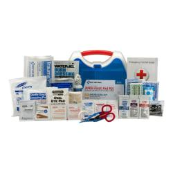 First Aid Only ReadyCare First Aid Kit, Small, 9 1/4in.H x 7in.W x 4in.D