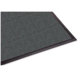 Guardian Floor Protection WtrGrd Wiper Scraper Indoor Mat - Indoor, Outdoor, Floor, Entryway, Breakroom, Kitchen - 60in. Length x 36in. Width - Rectangle - Fibe