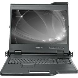Belkin Single Rail Rackmount LCD