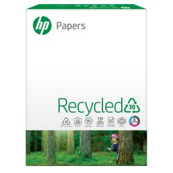 HP Office Paper, Letter Paper Size, 20 Lb, 30% Recycled, Ream Of 500 Sheets