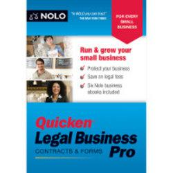 Quicken(R) Legal Business Pro, Download Version -  NOLO, ESD-LBP
