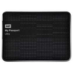 WD My Passport Ultra 500GB External Portable Hard Drive, Black