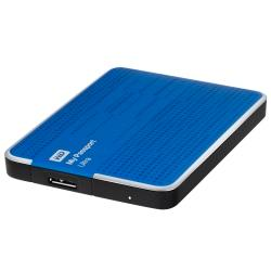 WD My Passport Ultra 1TB External Portable Hard Drive, Blue