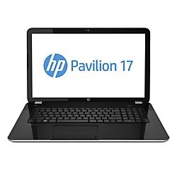 HP Pavilion 17-e040us Laptop Computer With 17.3in. Screen 4th Gen Intel (R) Core (TM) i3 Processor
