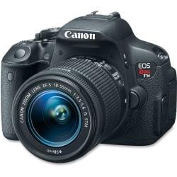 Canon EOS Rebel T5i 18-55mm IS STM Lens Kit, Black