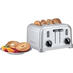 Cuisinart Metal Classic CPT-180W Toaster