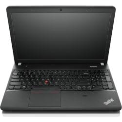 Lenovo ThinkPad Edge E540 20C60058US 15.6in. LED Notebook - Intel Core i7 i7-4702MQ 2.20 GHz - Matte Black, Silver