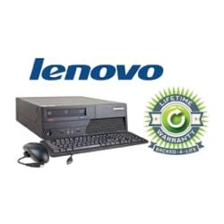 Lenovo (R) ThinkCentre Refurbished Desktop Computer With Intel (R) Core (TM) 2 Duo E7500 Processor, LENOVOC2D3.0SFF