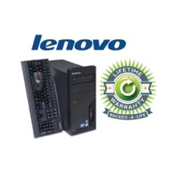 Lenovo (R) ThinkCentre Refurbished Desktop Computer With Intel (R) Core (TM) 2 Duo E7500 Processor, LENOVOC2D3.0TW