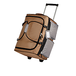ec070300d UPC 853248009591 product image for GNBI Rolling Duffel, 21in. x 14in. x 12in
