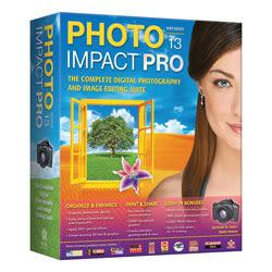 PhotoImpact(R) Pro 13, Traditional Disc