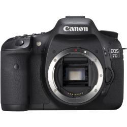 Canon EOS 7D 18-Megapixel Digital SLR Camera