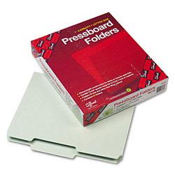 Smead Pressboard Folders Letter 8 12
