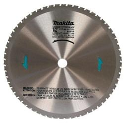 12in.X60 TOOTH DRY CUT METAL BLADE