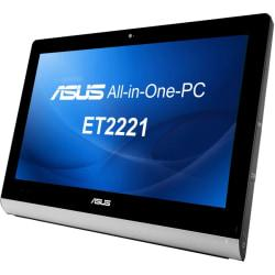 Asus ET2221IUTH-03 All-in-One Computer - Intel Core i5 i5-4440S 2.80 GHz - Desktop - Black
