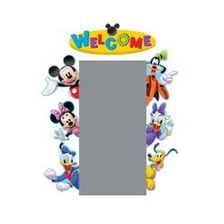 Eureka Welcome Go-Arounds(R) Accents, Mickey Mouse Clubhouse(R), Multicolor, Pre-K - Grade 12, Pack Of 7
