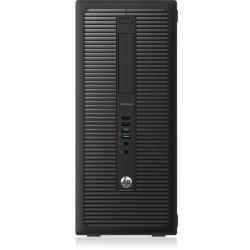 HP Business Desktop ProDesk 600 G1 Desktop Computer - Intel Core i5 i5-4590 3.30 GHz - 4 GB DDR3 SDRAM - 500 GB HDD - Windows 7 Professional 64-bit upgradable t