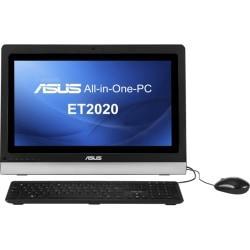 Asus EeeTop ET2020IUTI-K12EDU01 All-in-One Computer - Intel Pentium G2030T 2.60 GHz - Desktop - Black