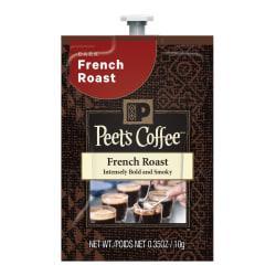 Mars Flavia(R) Peet's French Roast Coffee, .25 Oz, Box Of 72