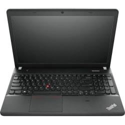 Lenovo ThinkPad Edge E540 20C6008PUS 15.6in. LED Notebook - Intel Core i7 i7-4702MQ 2.20 GHz - Matte Black, Silver