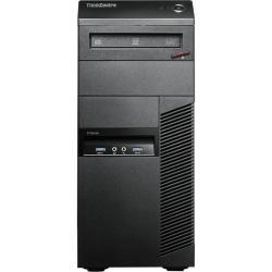 Lenovo ThinkCentre M83 10AL000BUS Desktop Computer - Intel Core i5 i5-4670 3.40 GHz - Mini-tower - Business Black