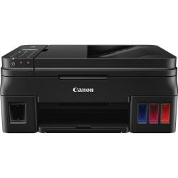 Canon PIXMA G4200 Inkjet Multifunction Printer - Color - Photo Print - Desktop - Copier/Fax/Printer/Scanner - 8.8 ipm Mono/5 ipm Color Print (ISO) - 60 Second P