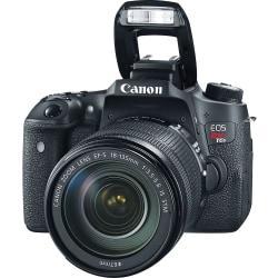 Canon EOS Rebel T6s 24.2 Megapixel Digital SLR Camera with Lens - 18 mm - 135 mm