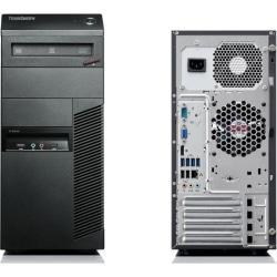 Lenovo ThinkCentre M78 10BQ0005US Desktop Computer - AMD A-Series A6-5400B 3.60 GHz - Tower - Business Black