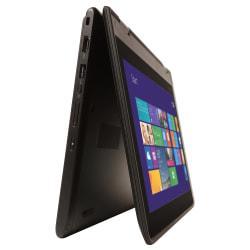 Lenovo ThinkPad Yoga 11e 20DA001KUS Tablet PC - 11.6in. - In-plane Switching (IPS) Technology - Wireless LAN - Intel Celeron N2930 1.83 GHz - Graphite Black