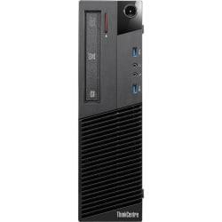 Lenovo ThinkCentre M93p 10A9000JUS Desktop Computer - Intel Core i5 i5-4670 3.40 GHz - Small Form Factor - Business Black