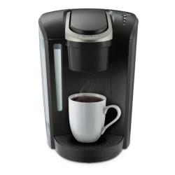 Keurig(R) K-Select(TM) K80 5-Cup Programmable Coffee Maker, Black