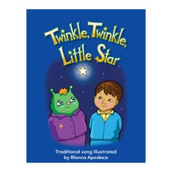 Teacher Created Materials Big Book, Twinkle Twinkle Little Star, Pre-K - Grade 1