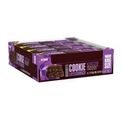 Hershey's(R) Triple Chocolate Cookie Layer Crunch King-Size Bar, 2.1 Oz, Box Of 20 Bars