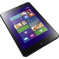 Lenovo ThinkPad 8 20BQ0015US 64 GB Net-tablet PC - 8.3in. - In-plane Switching (IPS) Technology - Wireless LAN - Intel Atom Z3770 1.46 GHz - Black