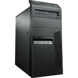 Lenovo ThinkCentre M82 3392-C1U Desktop Computer - Intel Core i3 i3-2120 3.30 GHz - Tower - Business Black