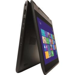 Lenovo ThinkPad Yoga 11e 20D9000VUS Tablet PC - 11.6in. - In-plane Switching (IPS) Technology - Wireless LAN - Intel Celeron N2930 1.83 GHz - Graphite Black