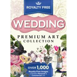 Royalty Free Premium Wedding Images for Mac, Download Version