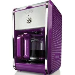 Bella Red Coffee Maker Manual : UPC 829486137402 - Bella Dots Coffee Maker Purple - SENSIO INC. upcitemdb.com