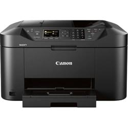 Canon MAXIFY MB2120 Inkjet Multifunction Printer - Color - Plain Paper Print - Desktop - Copier/Fax/Printer/Scanner - 600 x 1200 dpi Print - Automatic Duplex Pr