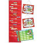 Carson-Dellosa File Folder Games Set, 3rd Grade Math
