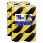 Partners Brand Solid Vinyl Safety Tape
