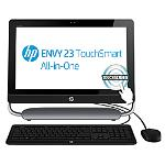 HP Envy TouchSmart 23-d044 All-In-One Computer With 23 Touch-Screen Display & 3rd Gen Intel® Core™ i3 Processor