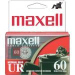 Maxell 109024 Audio Cassette 2 x